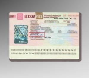 Ordinary Business Visa