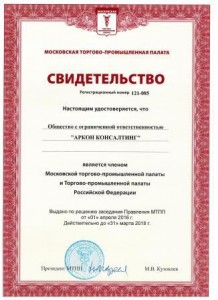 Membership in Chambers of Commerce and Industry